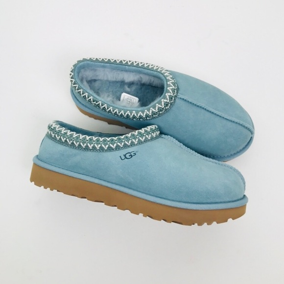 5714a9171b165 UGG Shoes | Australia Women Tasman Succulent Pale Blue | Poshmark